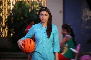 Hansika Motwani Photos From Maan Karate Movie 9