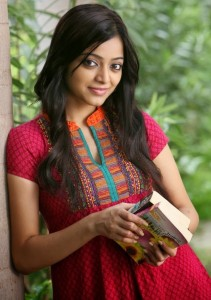 Bhadram Movie Actress Janani Iyer Latest Cute Pictures in Churidar