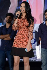 Jasmine Bhasin Hot Pics At Ladies & Gentlemen Telugu Movie First Look Launch