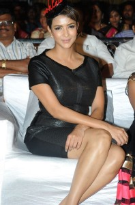 Lakshmi Manchu New Images in  Black Dress