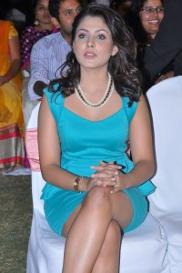 Madhu Shalini Latest Hot Images At Hrudaya Kaleyam Movie Audio Release Function
