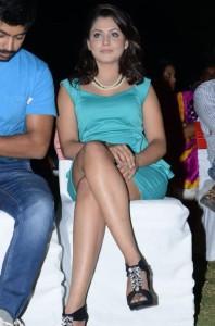 Madhu Shalini Hot Legs Show Stills