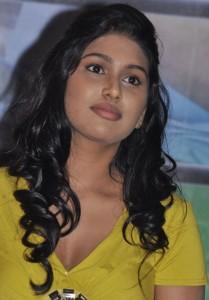Manisha Yadav At Jannal Oram Movie Press Meet Photos