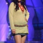 Manjari Phadnis Thighs Show Photos At CineMAA Awards