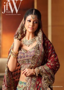 Nayanthara Cute Images in JFW Magazine
