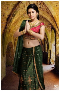 Nisha Shetty Navel Show Images