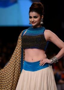 Prachi Desai Stills At Lakme Fashion Week