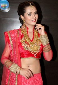 Preethi Rana Hot Navel Photos At GR8! Women Awards 2014