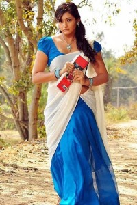 Ragini Dwivedi Sexy Half Saree Photos