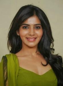 South Indian Actress Samantha New Photoshoot Pics