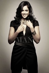 Sameera Reddy Hot Pics in The Man Magazine
