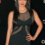 Sana Khan At Colors Channel Party Hot Photos