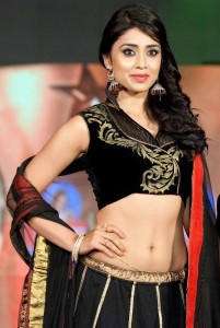 Shriya Navel Show Images At SIIMA Awards