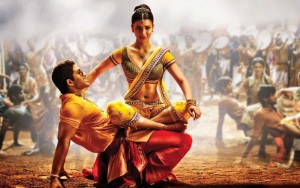 Shruti Haasan Hot Navel Show Photos From Race Gurram Movie