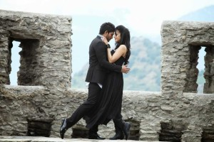Allu Arjun and Shruti Haasan Pictures From Race Gurram Movie