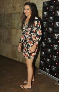 Sonakshi Sinha At Queen Movie Special Screening Images
