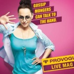 Sonakshi Sinha Provogue Ad Photoshoot Photos