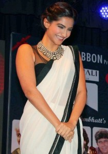Sonam Kapoor Photos At Ghazal Album Launch 9