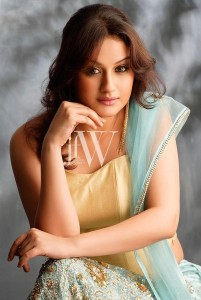Actress Sonia Agarwal Hot Photoshoot For JFW Magazine