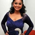 South Actress Sneha Hot Photos in Blue Dress