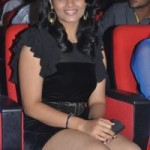 Suja Varunee Thighs Show Photos At Nagavalli Movie Audio Launch