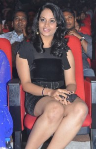Suja Varunee Thighs Show Photos At Nagavalli Movie Audio Launch 6