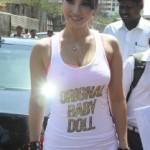 Sunny Leone At Ragini MMS 2 Movie Promotion Photos