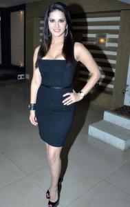 Sunny Leone Latest Stills At Ragini MMS 2 Movie Promotion