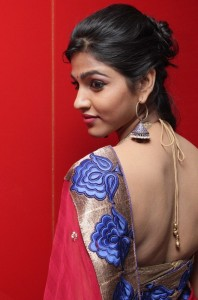 Tamil Actress Dhansika Sexy Saree Photos 6