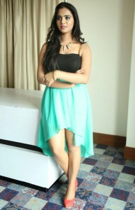 Telugu Actress Manasa Hot Photos 4