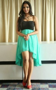 Telugu Actress Manasa Hot Photos 8