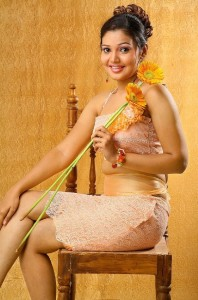 Tamil Actress Vandana Menon Hot Photoshoot Pictures