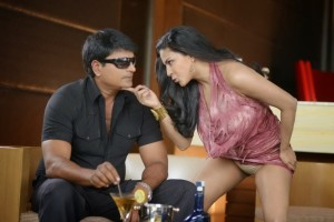 Veena Malik Hot Photos From Nagna Satyam Movie