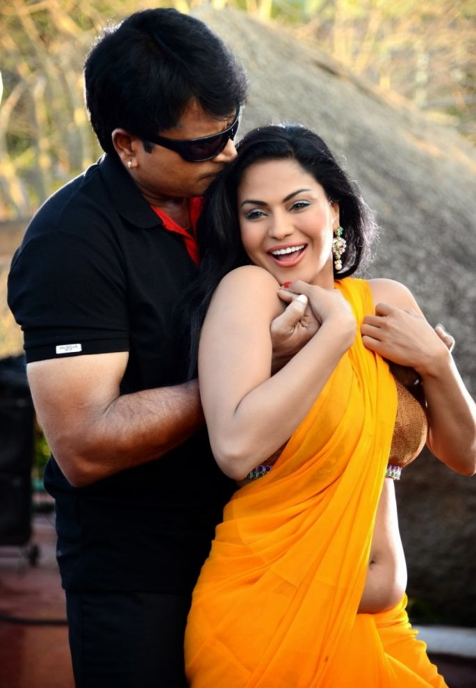 Veena malik six movie satyam images pictures photos icons and