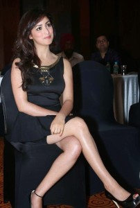 Yami Gautam At OLA Cab Services Launch Photos