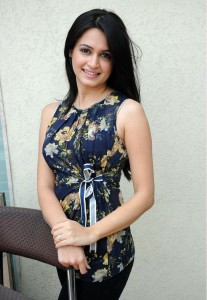 Actress Kriti Kharbanda Cute Smiling Photos