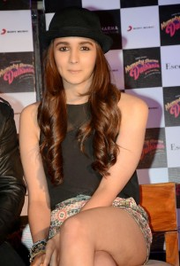 Alia Bhatt At Humpty Sharma Ki Dulhania Movie Song Launch Images