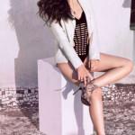Alia Bhatt Vogue India Magazine July 2014 Photos