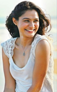 Andrea Jeremiah Hot Pictures in Taramani Tamil Movie