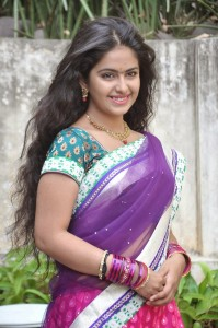 Avika Gor Cute Smiling Pics Gallery