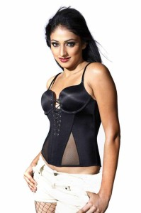 Haripriya Hot Photoshoot Images in Black Dress