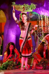 Madhurima Hot Item Song Images From Kotha Janta Movie