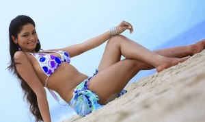 Shilpi Sharma Spicy Bikini Pics From Green Signal Movie