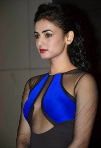 Sonal Chauhan At Life OK Now Awards 2014