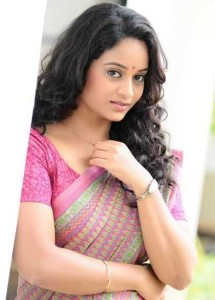 South Actress Suja Varunee Latest Cute Photoshoot Picturues in Saree
