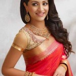 Trisha Cute Photos in Bridal Wear