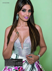Bipasha Basu Noblesse Magazine August 2014 Photos