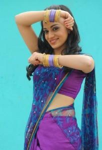 Actress Reshma Sexy Half Saree Pics