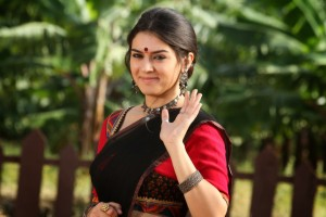Hansika Motwani Photos in Aranmanai Movie 7