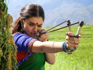 Hansika Motwani Photos in Aranmanai Movie 8